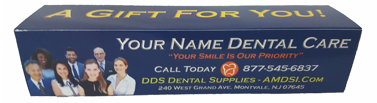 Dental Gift Box Design